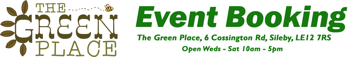 The Green Place Event Booking